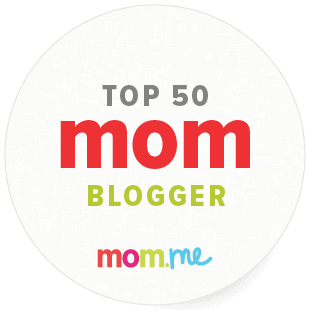 Top Mom Blogger by mom.me