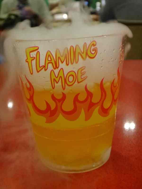 Flaming Moe - Hispana Global