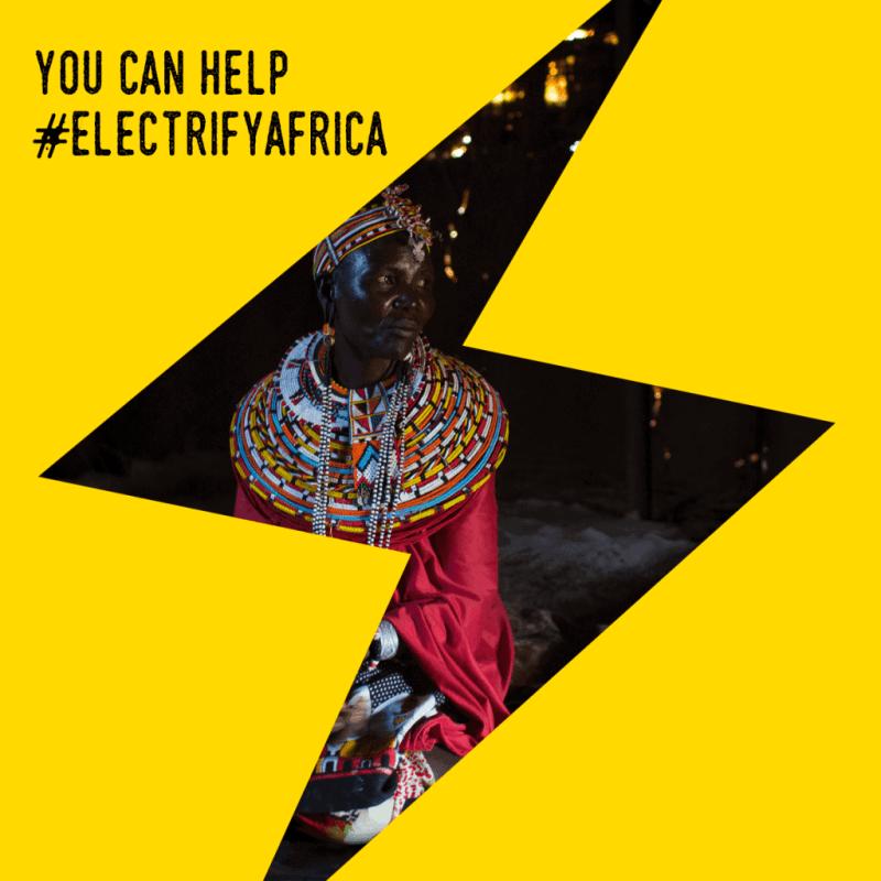 Energy #lightforlight #electrifyAfrica