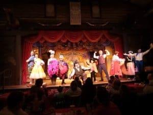 Hoop Dee Doo musical revue