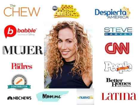 Jeannette Kaplun media mentions press