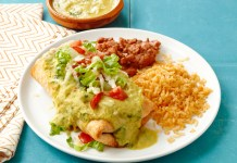 Chicken Chimchanga Recipe