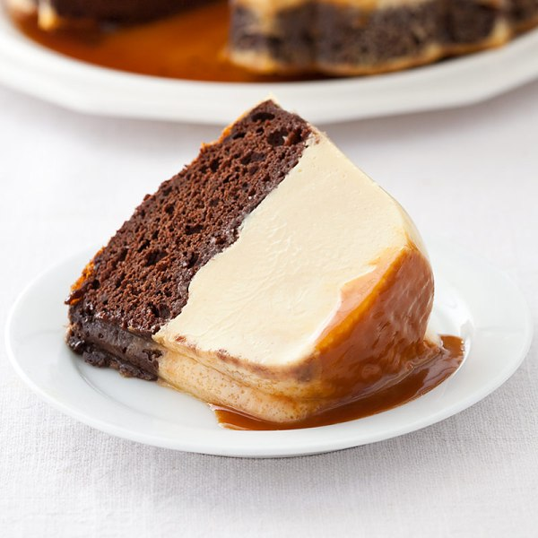 chocolate flan recipe