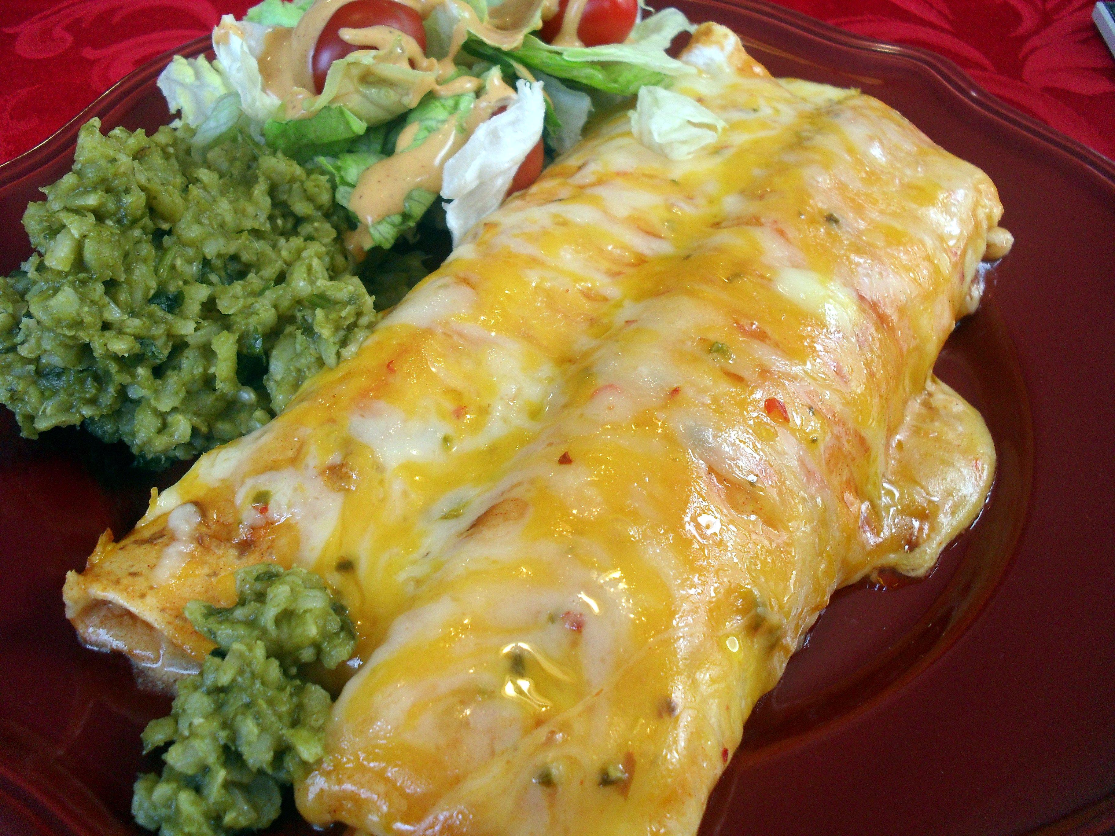 Chicken Enchilada Recipe Food Network