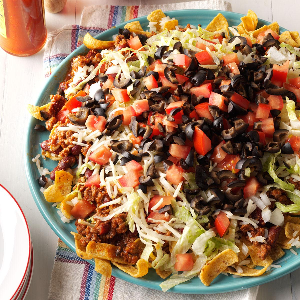 New Year Mexican Party Platter - Hispanic Food Network