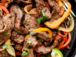 Steak Fajita Recipe