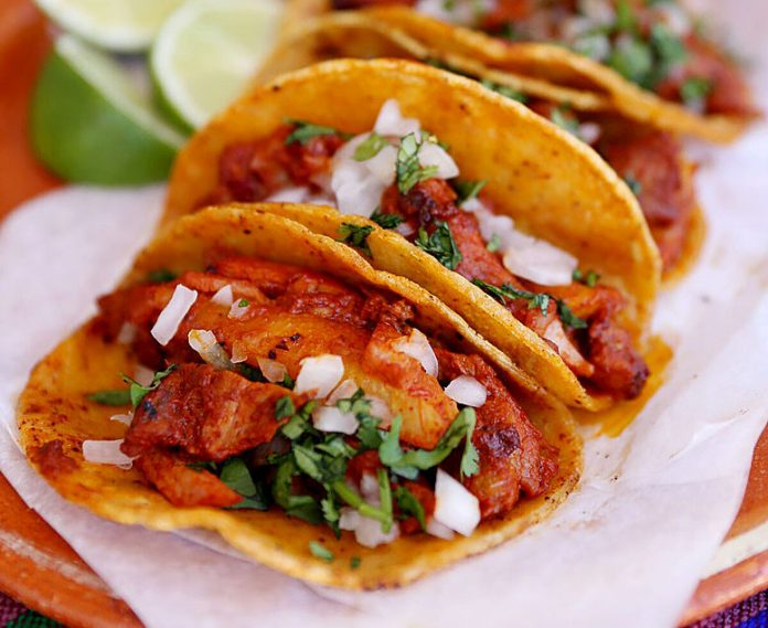 authentic adobada street taco recipe