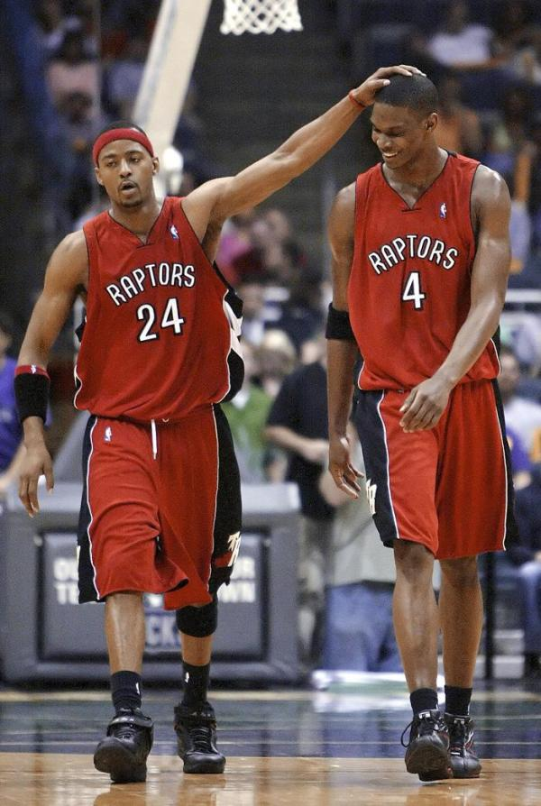 Toronto Raptors: All-time leaders - Hispanosnba.com