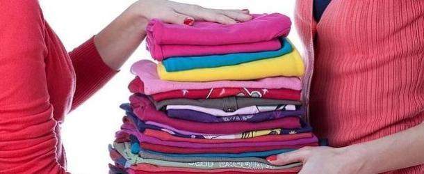 Donar ropa