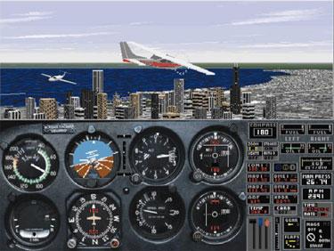 Microsoft Flight Simulator: La historia