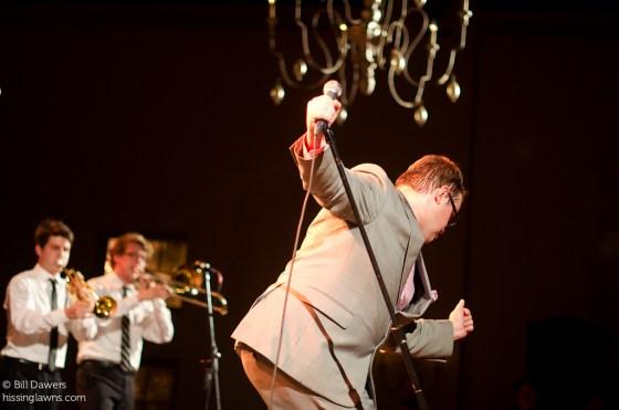 St. Paul and The Broken Bones at Savannah Stopover 2014