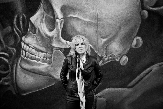 Lucinda Williams by Michael Wilson