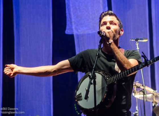 The Avett Brothers at Shaky Knees in Atlanta