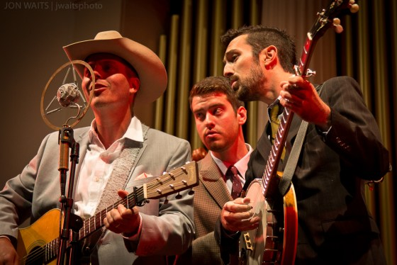 Bradford Lee Folk & The Bluegrass Playboys