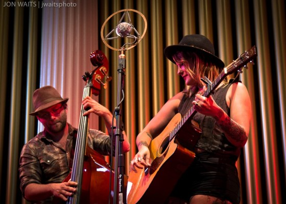 Cold Heart Canyon duo at Trinity Sanctuary Concerts