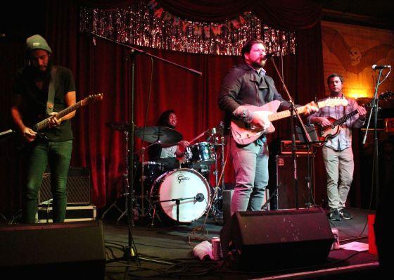 Isaac Smith Band