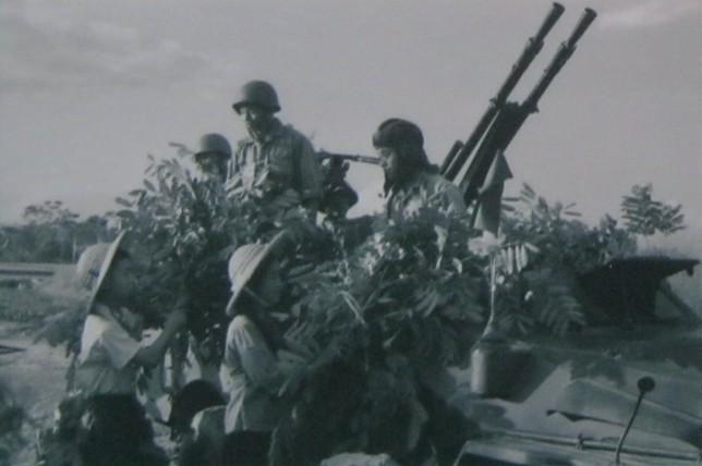 Xuan Nguyen Ngoc Vietnam War
