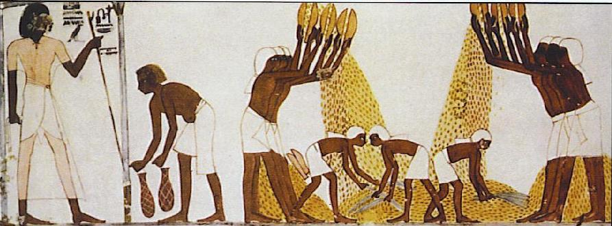 slavery in ancient civilizations Egypt