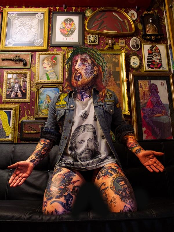 Ramon Maiden Portrait