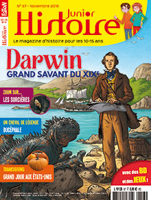 Histoire Junior n° 57 - Novembre 2016