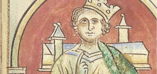 Le roi d'Angleterre Jean sans Terre