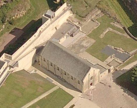 Vieux palais ducale et salle de l'Echiquier