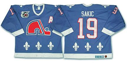 Nordiques - Sakic
