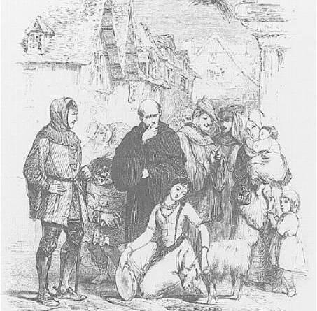 Les personnages de Notre Dame de Paris de Victor Hugo
