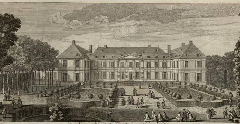 Fran ois mansart archives histoires de paris for Le jardin moghol 53 rue vieille du temple