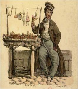 marchands de pain d'épice