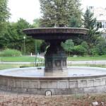 Fontaine du coq