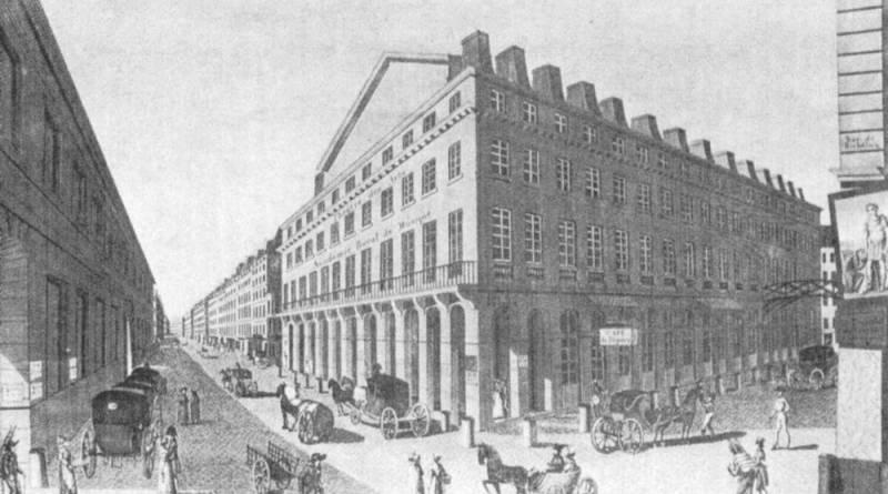 Opéra de la rue de Richelieu