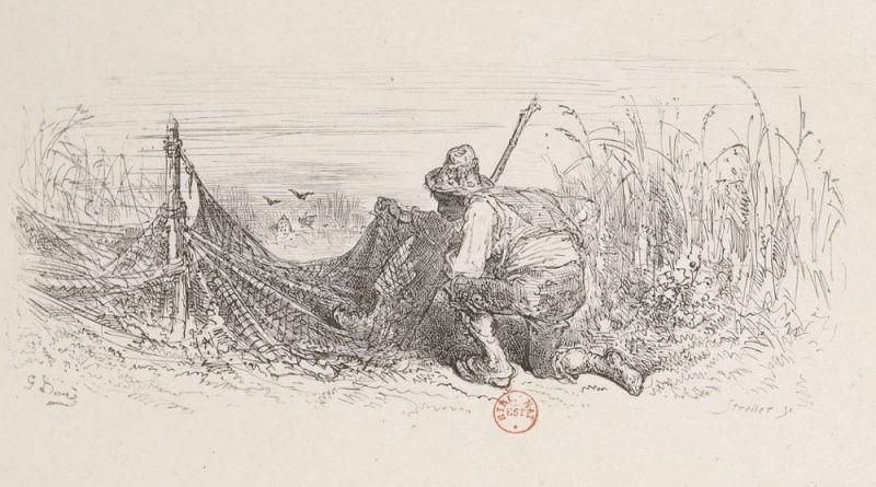 Histoire d'un vieux métier : oiseleur Oiseleurs
