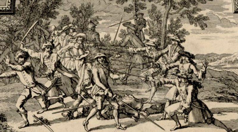 fourbisseurs d'épée