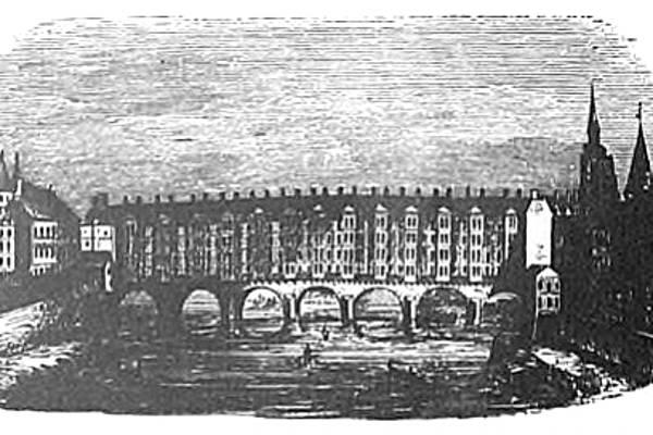 l'ancien pont aux changeurs