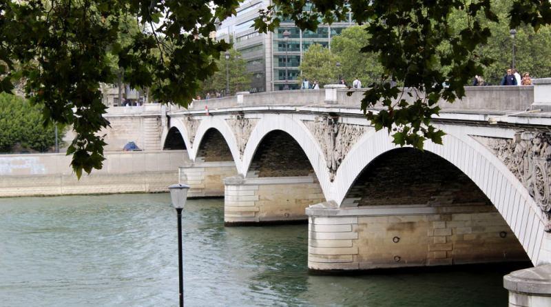 le pont d'Austerlitz