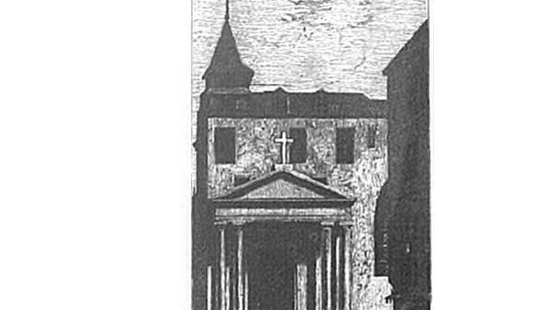 Saint Pierre des Arcis extrait de Pascal Payen-Appenzeller