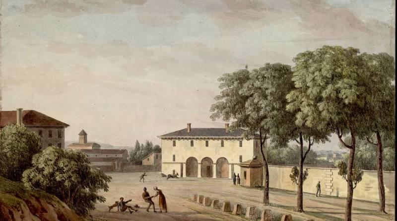 Barrière de Charonne par J Palaiseau