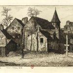Abbaye de Saint Victor par Martial Potemont