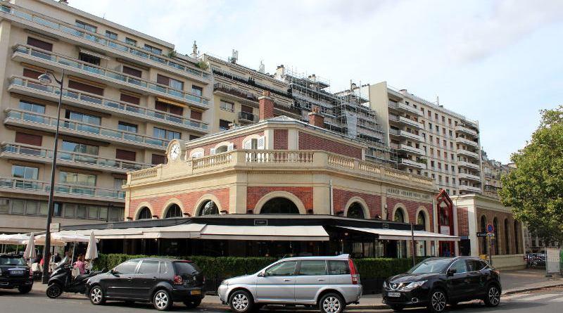 gare avenue Henri Martin
