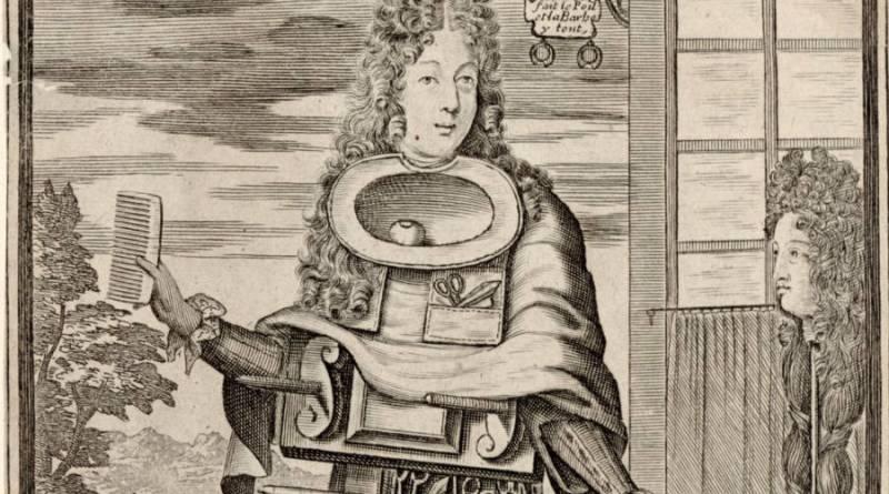 Habit de Perruquier par Nicolas de l'Armessin