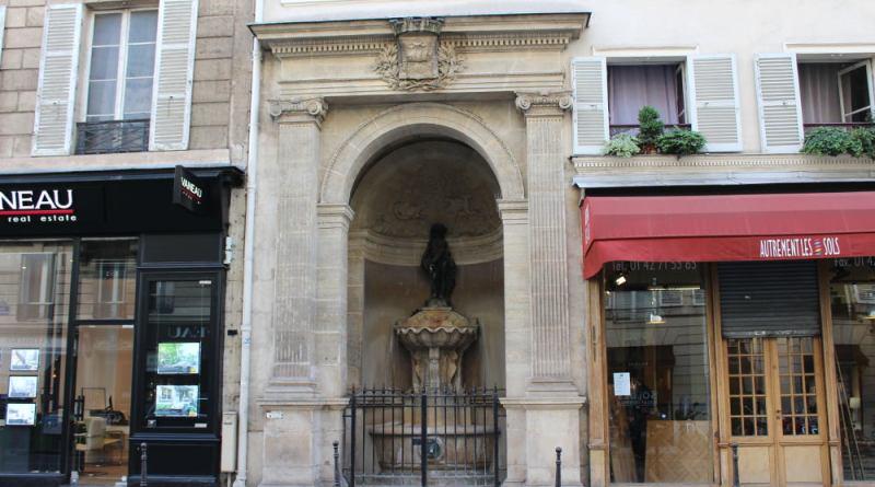 Fontaine de joyeuse