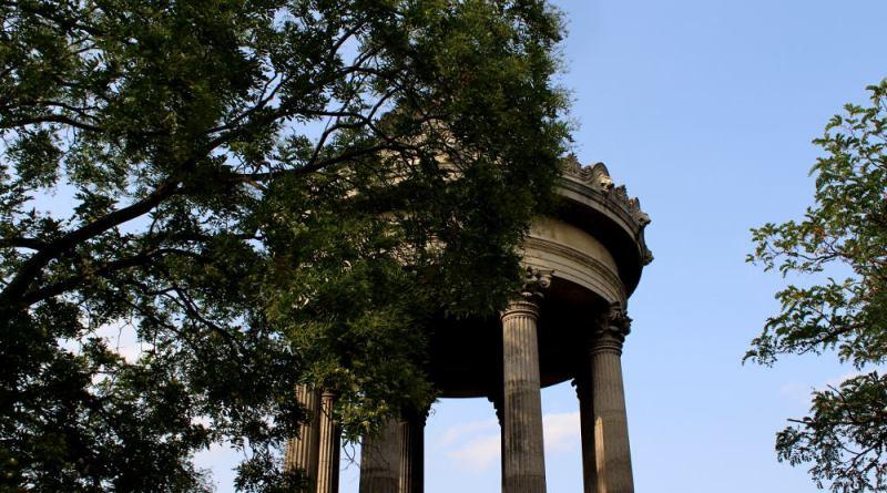 temple de la Sybille des Buttes Chaumont