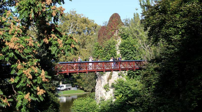 Pont des Buttes Chaumont