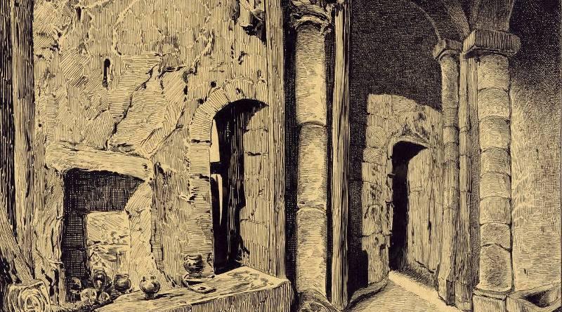 Carrières de Montmartre par Eugène Deshayes - 1875