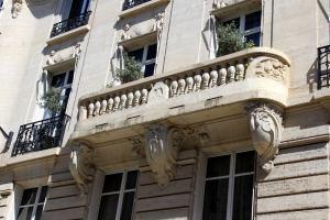 balcon du 134 rue de grenelle