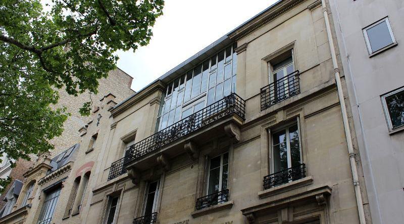 atelier d'Ernest Ange Duez 39 boulevard Berthier