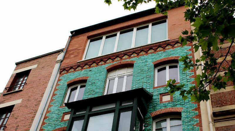 maison Dumas par Paul Sédille au 51 boulevard Berthier