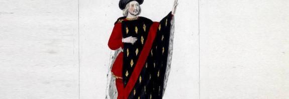 costume de grand prévôt par Dabadie dans l'Opéra la Juive de Scribe