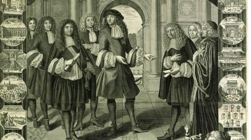 Les heureux succès des ordres du roi et du choix des ministres par Henri Noblin